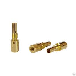 Диффузор M6х35 мм латунь для МИГ МАГ Горелок PLUS 25 упаковка 10 штук