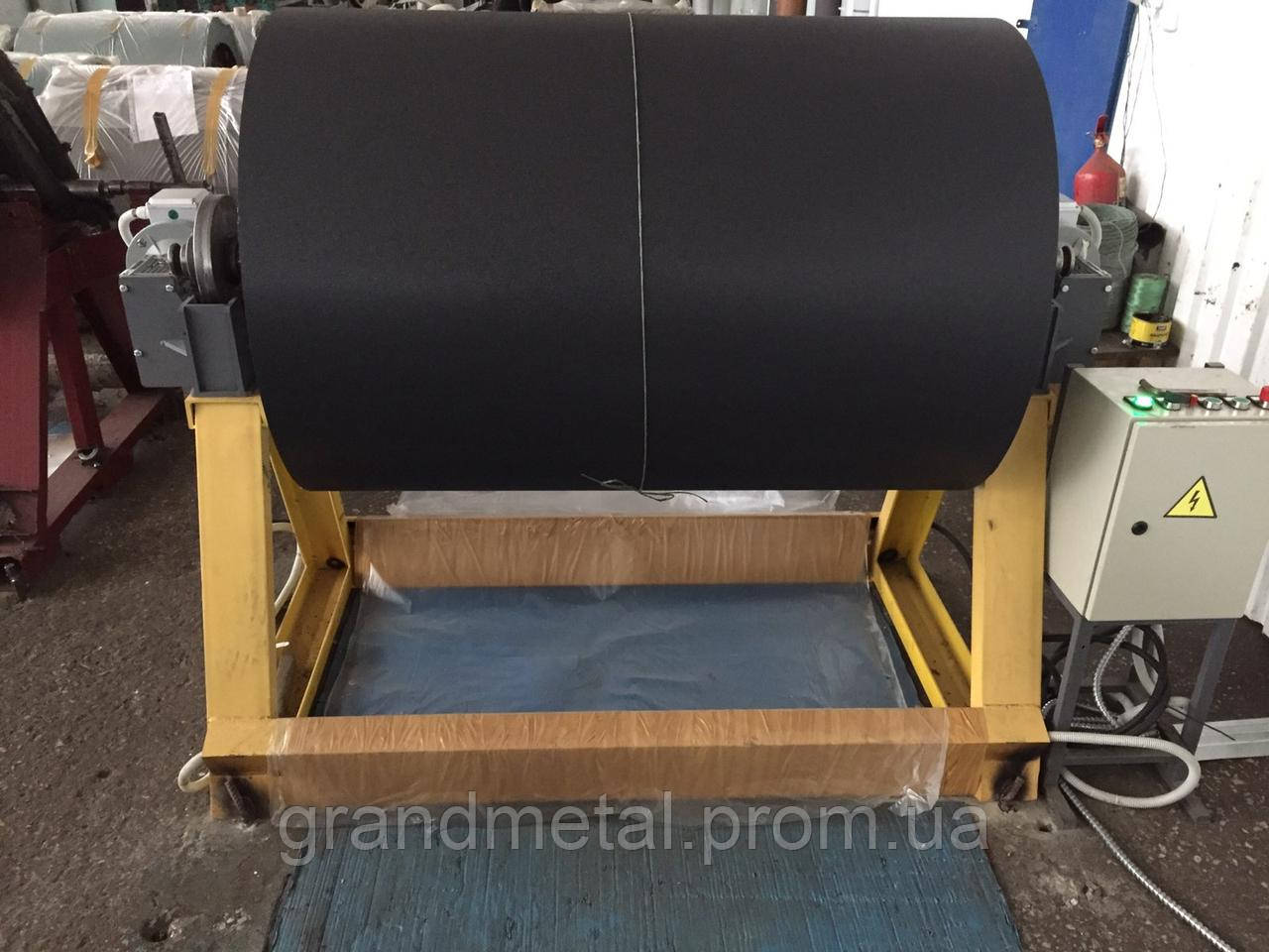 Гладкий лист черный РАЛ 9005 РЕМА, полимерный рулон черного цвета RAL 9005 PEMA матовый