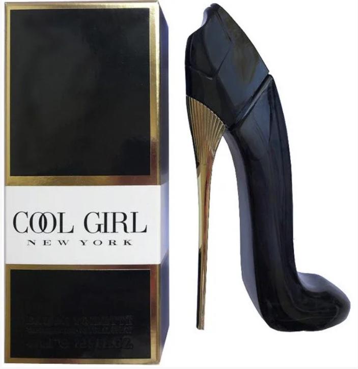 Женская парфюмированная вода 2 по цене 1 Carolina Herrera Good Girl New York (black) 40 мл