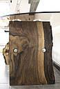 Журнальний стіл Pride&Joy із дерева та автозапчастин, фото 8