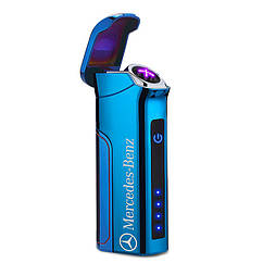 Електроімпульсна USB запальничка Big Boss Blue MB VIP 046-3
