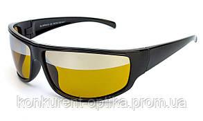 Очки антифары поляризационные спортивные Loris SL-HFP2131 Коричневый с антибликом