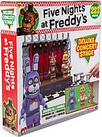"""Конструктор 5 ночей с Фредди McFarlane Toys Five Nights At Freddy's """"Концертная сцена Делюкс"""""""