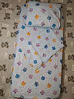 Комплект детского постельного белья комплект из 3х предметов 3в1