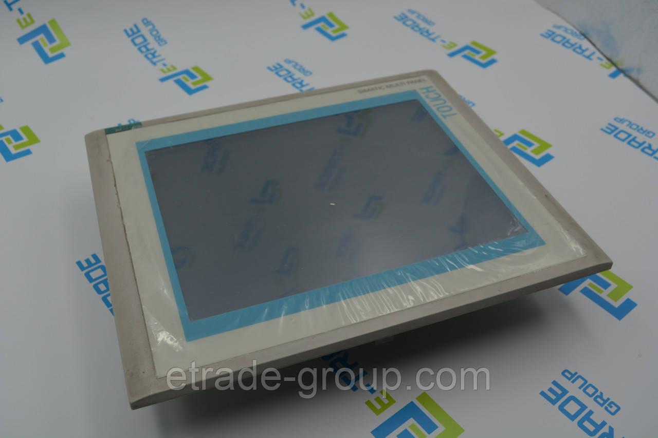 Панель оператора Siemens 6AV6545-0DA10-0AX0 Panel MP 370 12-дюймовый цветной TFT