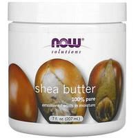 Косметическое масло Ши Now Shea Butter 100% Pure (207 мл.)
