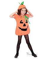 Карнавальный костюм Тыква для девочки на Хэллоуин