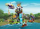Конструктор LEGO Friends 41432 Джунгли: спасение альпаки в горах, фото 9