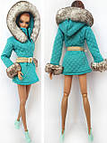 Одежда для кукол Барби - пальто*, фото 8