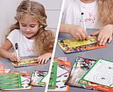 Развивающая игра с маркером .44 Коти. 4-6 років., , VT5010-16 (укр.), Vladi Toys, фото 3