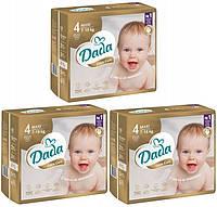 Підгузники дитячі Dada Extra Care 4 (7-18 кг) 99 шт