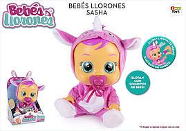 Лялька плакса Cry Babies Sasha Край бейбис Пупс Плаче немовля.Оригінал!