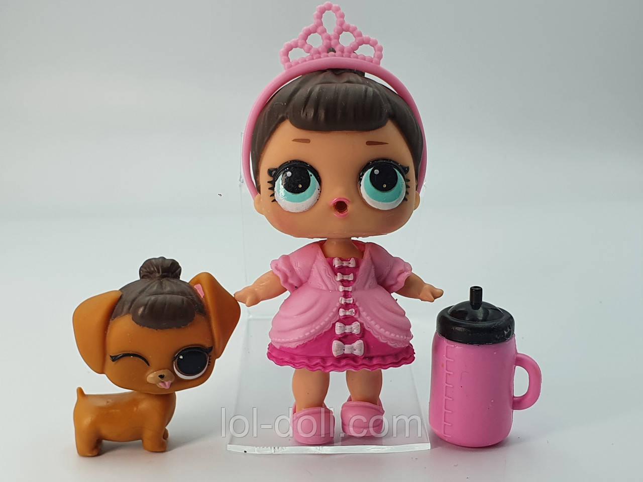 Сім'я Лялька LOL Surprise Fancy - Glitter Справжня Леді Лол Сюрприз Без Кулі Оригінал