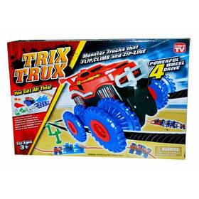Монстр-трак Trix Trux 2 машинки+траса КОД: ave_arp188Trux1938