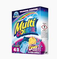Стиральный порошок-автомат для цветных тканей Multicolor 400 г