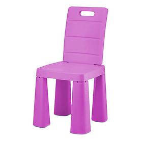 Дитячий стілець-табурет для дітей DOLONI TOYS Рожевий КОД: roy_arp165R04690P3