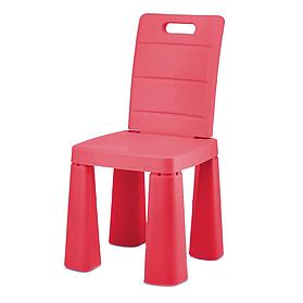 Дитячий стілець-табурет для дітей DOLONI TOYS Червоний КОД: roy_arp165K04690R5