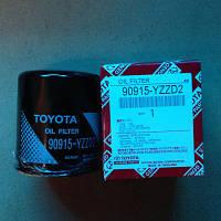 Фильтр масляный Toyota/Lexus 90915-YZZD2