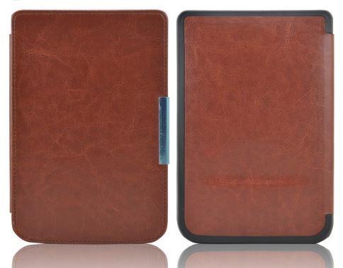 Чохол обкладинка PocketBook 641 Aqua 2 коричневий