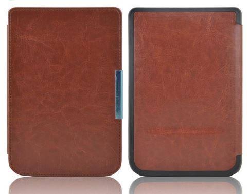 Чохол обкладинка PocketBook 641 Aqua 2 коричневий, фото 2