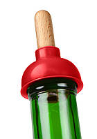 Пробка для бутылки Fred & Friends Вантуз