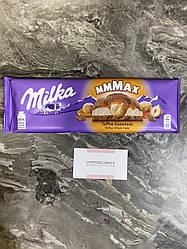 Шоколад Milka Toffee Wholenut 300 грм