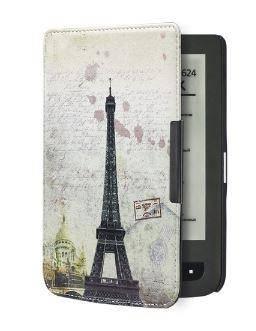 Чохол обкладинка PocketBook 625 Basic Touch 2 Париж, фото 2