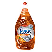 Средство для мытья посуды Purox Orange & Mandarine 650 мл