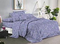 Комплект постельного белья 3Д полуторный размер Бязь Беларусь арт. Созвездие