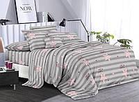 Комплект постельного белья 3Д полуторный размер Бязь Беларусь арт. Звёзды