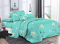 Комплект постельного белья 3Д полуторный размер Бязь Беларусь арт. Ромашки