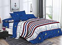 Комплект постельного белья 3Д полуторный размер Бязь Беларусь арт. Ночной город