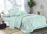 Комплект постельного белья 3Д полуторный размер Бязь Беларусь арт. Орнамент
