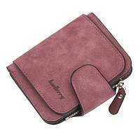 Женский кошелек Baellerry Mini   Бордовый, фото 1