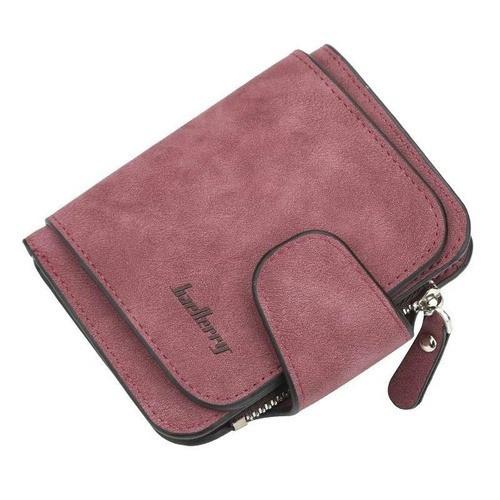Женский кошелек Baellerry Mini   Бордовый