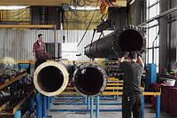 Предизолированная труба 426/560
