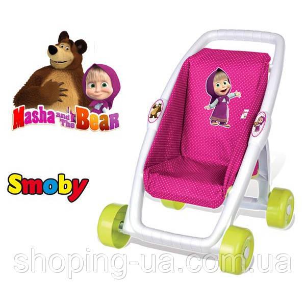 Коляска для кукол Маша и Медведь Smoby 250201