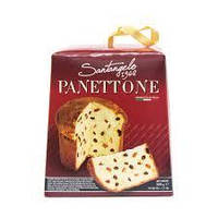 Панеттоне изюм и цукаты Santagelo PANETTONE tradizionale 500г Италия