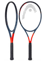 Ракетка для большого тенниса HEAD Graphene 360 Radical LITE 2019 Черно-оранжевая 233949, КОД: 1705719
