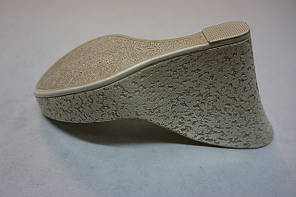 Подошва для обуви женская C-812 беж р.40, фото 2