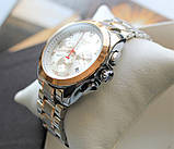 Годинник Tissot Couturier Chronograph 42 mm Silver&Gold, фото 3