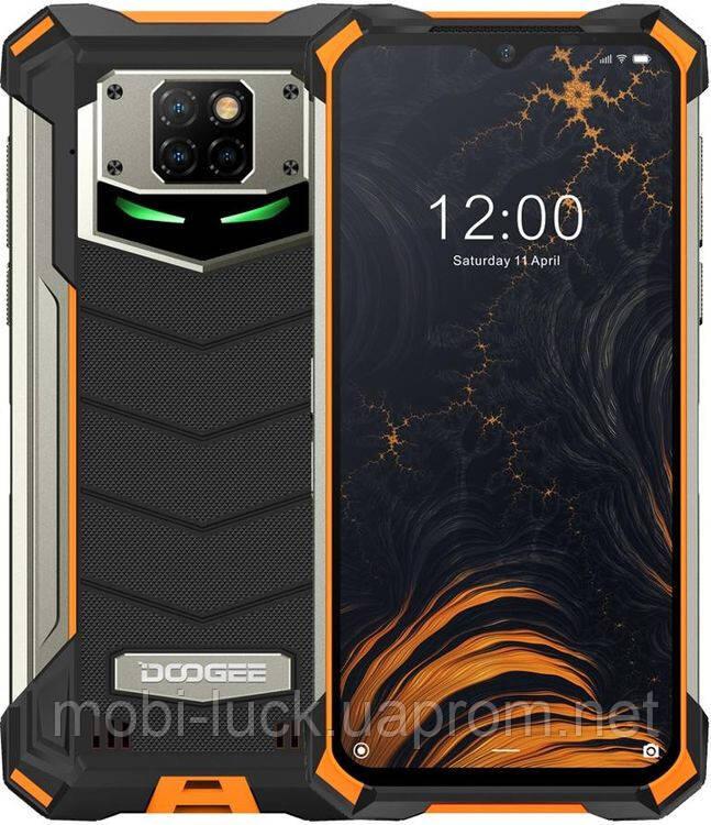 Смартфон Doogee S88 Pro 6/128GB Orange (Global)