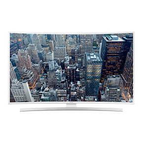Телевизор Samsung UE40JU6610 (1100Гц, Ultra HD 4K, Smart, Wi-Fi, ДУ Touch Control, изогнутый экран), фото 2