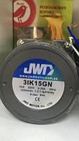 Мотор-редуктор 3IK15GN-C, мощность 15 Вт, питание 220 В (однофазный, S1)