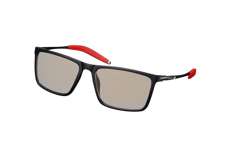 Защитные очки 2Е Gaming Anti-blue Glasses Black/Red (2E-GLS310BR)