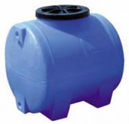 Емкость пластиковая для воды OD 85 л. горизонтальная