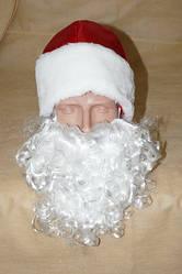 Борода Деда Мороза средняя