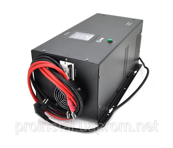 ИБП с правильной синусоидой Europower PSW-EP2000WM24 (1400 Вт)20А, настенный, под внешнюю АКБ 24В, Q1