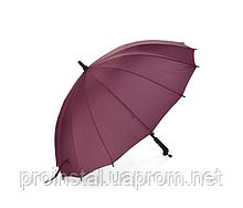 Полуавтоматический зонт LoGo MYO-1003B, 55*16K, UPF50+, D-105см, защита от солнца, UV (99%), защита от дождя,