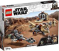 Лего звездные войны Проблемы на Татуине Lego Star Wars 75299